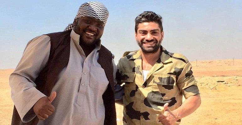 تعرف على القصة الحقيقية لـ أبو منونة أحد أبطال فيلم الممر